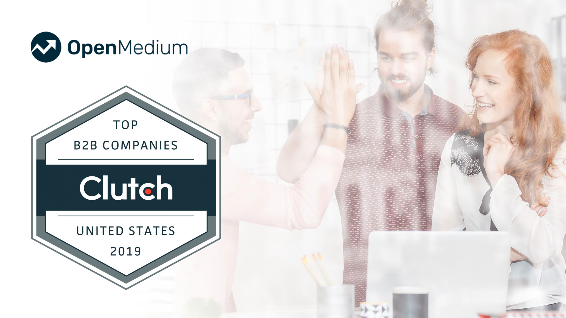 OpenMedium is Recognized as a Leading Company in Colorado